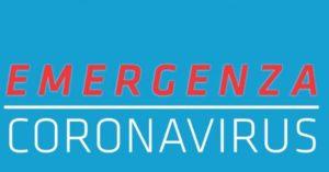 Emergenza Coronavirus